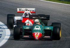 1985 Alfa Romeo 185T (Riccardo Patrese)