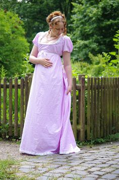 ball gown 1810  By Zeitenmode Picture: Ela Müller