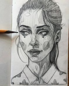 """Mi piace"": 2,341, commenti: 25 - ✏THE BEST ART ON INSTAGRAM (@sketch_dailydose) su Instagram: ""By @arsek_erase . Follow @sketch_dailydose for more art! . Do you want immediately feature? Contact…"""