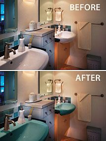 Bathroom Makeover Kit amazon: bath sink and tile epoxy refinishing kit for dummies