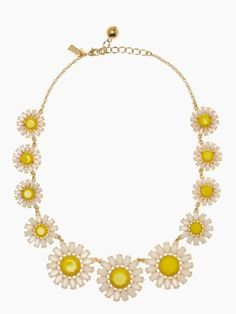 estate garden necklace