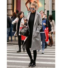 Les looks off-duty de Gigi Hadid