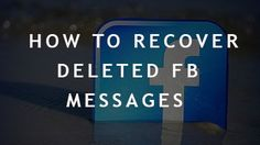 How to retrieve deleted text messages – Happening in world
