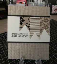 Ruth's Stamping Corner: Happy Birthday!