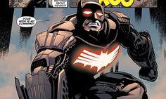 Batman armour