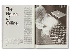Phoebe Philo in T magazine