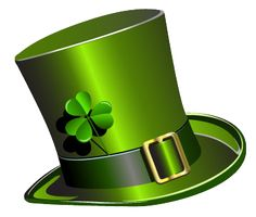 c0bda222 Clip Art Related to St. Patrick's Day: St. Patrick's Day Hat St Patricks
