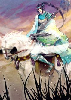 真・三國無双,   DW, Shin Sangoku Musou,  Dynasty Warriors, Zhao Yun