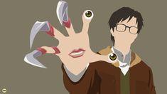 Migi and Shinichi - Parasyte: The maxim by JeffersonLS.deviantart.com on @deviantART