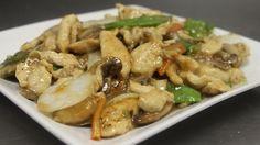 How To Make Moo Goo Gai Pan (Chicken W/ Mushrooms), 2 Methods: Stir-Fry And Boiled. -- Watch The Art Of Cooking create this delicious recipe at http://myrecipepicks.com/2720/TheArtOfCooking/how-to-make-moo-goo-gai-pan-chicken-w-mushrooms-2-methods-stir-fry-and-boiled/