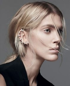 All about an ear cuff.