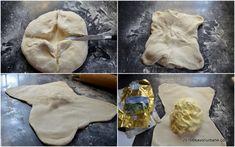 Aluat foietaj de casa reteta clasica frantuzeasca   Savori Urbane Vol Au Vent, Deserts, Bread, Food, Brot, Essen, Postres, Baking, Meals