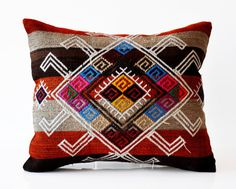 SALE  Engin / Hand Woven Kilim Pillow Cover  by engincomert, $89.00