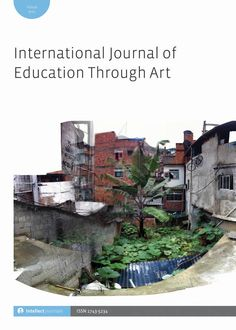 International Journal of Education Through Art - IJETA cover vol 8 no 3, October 2012
