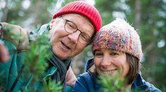 Osa 1/5: Lintujen pesät ja kevätmuutto. Minna Pyykkö ja Pirkka-Pekka Petelius toivottavat kevään tervetulleeksi.