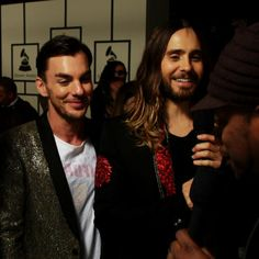 Jared Leto Wears A Wig?