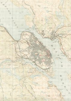 Halifax, NS 1918