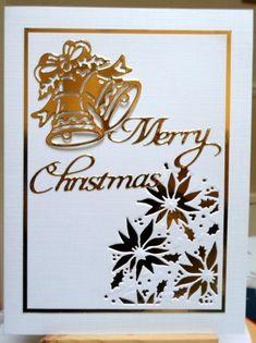 Christmas Card CAS ( I Think) | docrafts.com