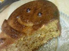 Κέικ αμυγδάλου(1 μονάδα χωρίς περιορισμό) Banana Bread, Diet, Desserts, Food, Tailgate Desserts, Deserts, Essen, Postres, Meals