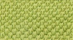 Tunisian Ocean Stitch :: Tunisian Crochet :: New Stitch a Day