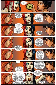 Harley Quinn, Poison Ivy And Catwoman play Truth or Dare 2