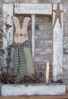 country prim wood crafts   Our full-sized patterns are very easy tofollow and include step-by ...