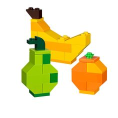 Free building instructions for LEGO® Classic toys