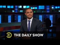 South African Comic Trevor Noah to Replace Jon Stewart atThe Daily Show