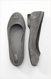 Wing tip flats? Yes, please!
