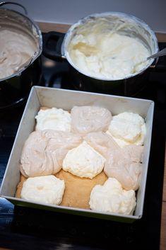 sernik Dairy, Ice Cream, Cheese, Desserts, Food, Baking, No Churn Ice Cream, Tailgate Desserts, Dessert