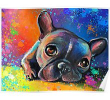 French Bulldog: T-Shirts, Posters, Greeting Cards, Stickers, Wall Art and More | Redbubble
