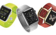 Comparativa: Apple Watch contra los smartwatches con Android Wear