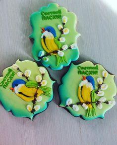 Полюбившиеся многим птички-синички! #пряникекатеринбург #пасха #пряникрасписной #пряникиназаказ