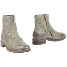 """""""Hangar Ankle Boots"""" found on Polyvore"""