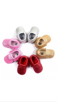 7ba9521a09d Mocs de Bling por CustomBlingShoes en Etsy Baby Boy Moccasins