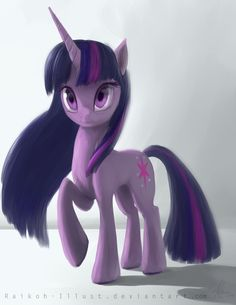 Twilight Sparkle by Raikoh-illust on DeviantArt