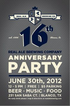 Real Ale Brewing Company's photo.  Hey craft beer fans......