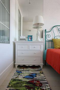Bedroom, спальня, ,белый