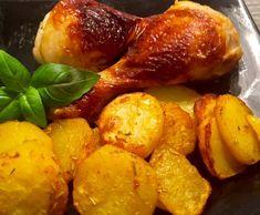 Kurczak pieczony w maślance - Blog z apetytem Pretzel Bites, Ale, Potatoes, Bread, Chicken, Vegetables, Food, Recipes, Decor