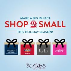 """1e4c503a25a The Scrubs Boutique on Instagram: """"Come in and enjoy getting your last  minute stocking stuffers for your loved ones (or yourself!)and get free  stuff!"""