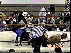 CM Punk vs. Colt Cabana vs. Mike Quackenbush