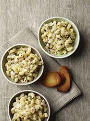 ***Creamy Cavatappi from the American Diabetes Association Vegetarian Cookbook