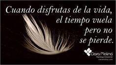 PENSANDO EN POSITIVO... (((Sesiones y Cursos Online www.ciaramolina.com #psicologia #emociones #salud)))