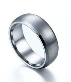 #tungstenrepublic.com     #ring                     #Comfort #Brushed #Tungsten #Carbide #Ring          Comfort fit Brushed Tungsten Carbide Ring                                     http://www.seapai.com/product.aspx?PID=1093095