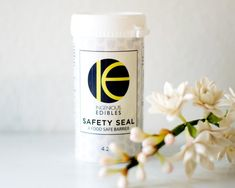 Safety Seal by Ingenious Edibles - Flower Barrier for Wedding Cakes - FDA USA version by KelsieCakes