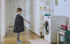 Am lansat campania functii inspirate din viata ta Arctic, Washing Machine, Home Appliances, Interior, House Appliances, Indoor, Appliances, Interiors