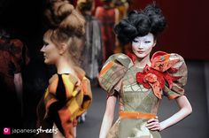5 Of The Craziest Outfits From Japan Fashion Week 2012