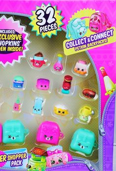 Cool Toys For Girls, Best Kids Toys, Diy Gifts For Kids, Diy For Kids, Shopkins Season 5, Shopkins Gifts, Birthday Party Goodie Bags, Lip Gloss Homemade, Toddler Boy Gifts