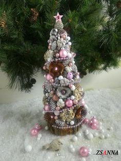 Christmas Crafts, Christmas Tree, Holiday Decor, Home Decor, Teal Christmas Tree, Decoration Home, Room Decor, Xmas Trees, Christmas Trees