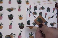 Printable Scrapbook Paper, Crafty Craft, Origami, Printables, Blog, Cards, Print Templates, Origami Paper, Blogging